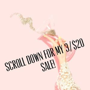 Scroll towards bottom for 🌻sale